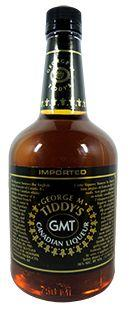 George M. Tiddy's Canadian Liqueur...